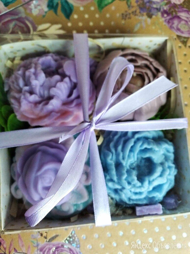 Красивая упаковка  мыла ручной работы из мыльной основы по цене 300₽ - Мыло, фото 0