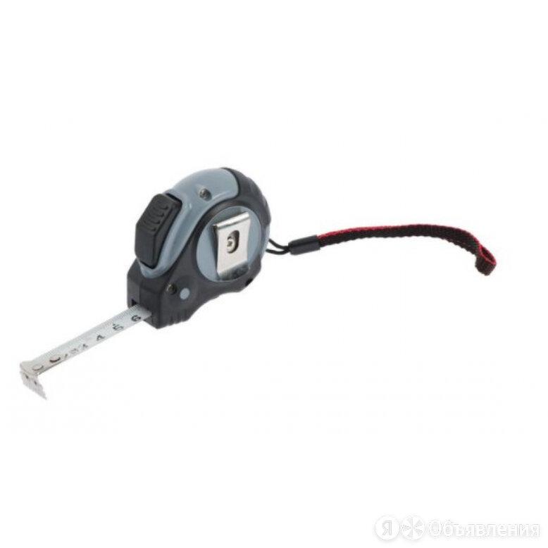 Рулетка TUNDRA 881733 по цене 150₽ - Измерительные инструменты и приборы, фото 0