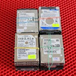 """Жёсткие диски и SSD - Жесткие диски для ноутбуков 2,5"""" 500Gb-1000Gb, 0"""