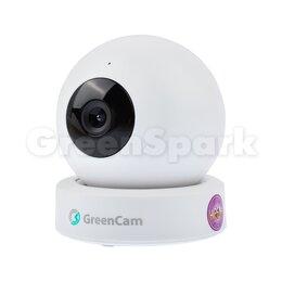 Видеокамеры - IP-камера GreenCam GC43S, 0