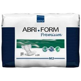 Прокладки и тампоны - Подгузники для взрослых Abri-Form M2 Premium, 24 шт, 0