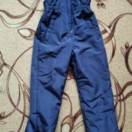 Полукомбинезоны и брюки - Futurino штаны зимние на лямках материал, 0