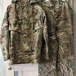 Одежда и обувь - Костюм непромокаемый Gore-tex Мембрана MVP камуфляж MTP Британской армии, 0