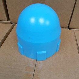 Комплектующие водоснабжения - Округлые заглушки для обсадных труб нПВХ и ПНД, 0