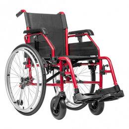 """Автокресла - Кресло-коляска Ortonica BASE 190 AL 19"""" UU алюмин.рама, 0"""