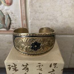 Браслеты - Старинный браслет Кубачи, 0