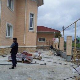 Архитектура, строительство и ремонт - Услуги каменщика, 0