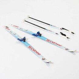 Беговые лыжи - Комплект лыж  stc, 0