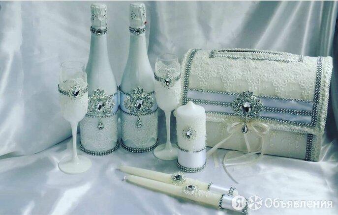 Свадебный набор по цене 5100₽ - Свадебные украшения, фото 0