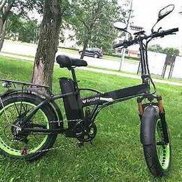 Мототехника и электровелосипеды - Электровелосипед Syccyba, 0