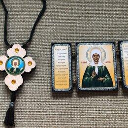 Украшения на тело - Иконка и оберег  святой Матроны Московской, 0
