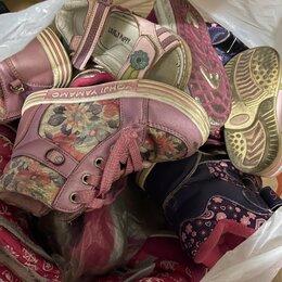 Комплекты - Одежда и обувь для девочки пакетом 86-104, 0