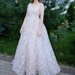 Платья - вечернее/свадебное платье , 0