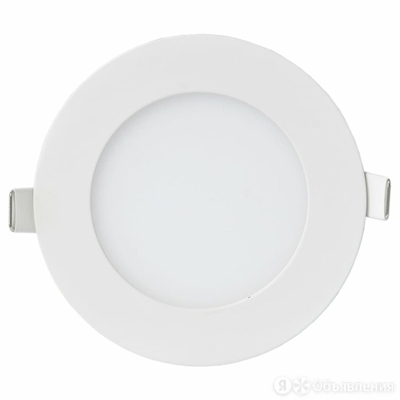 Круглая светодиодная панель IN HOME RLP-eco по цене 193₽ - Настенно-потолочные светильники, фото 0