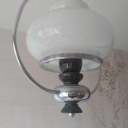 Люстры и потолочные светильники - Винтажная люстра в стиле киросиновой лампы, 0