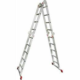 Походная мебель - Лестница-трансформер Gigant LT, 0