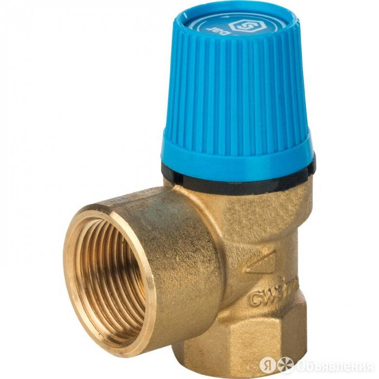 Предохранительный клапан для систем водоснабжения STOUT SVS-0003-010020 RG008... по цене 1077₽ - Насосы и комплектующие, фото 0