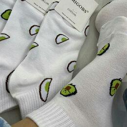 Колготки и носки - носки авокадо, 0