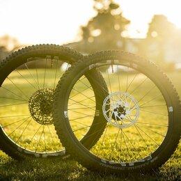 Обода и велосипедные колёса в сборе - Велосипедное колесо , 0