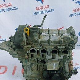 Двигатель и топливная система  - двигатель skoda rapid 1.6 mpi 110 л.с Шкода Рапид, 0