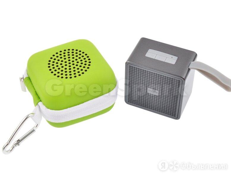 Колонка-Bluetooth VIXION A105 (серый) по цене 790₽ - Акустические системы, фото 0
