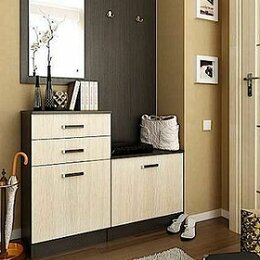 Шкафы, стенки, гарнитуры - Прихожая визит риикм, 0