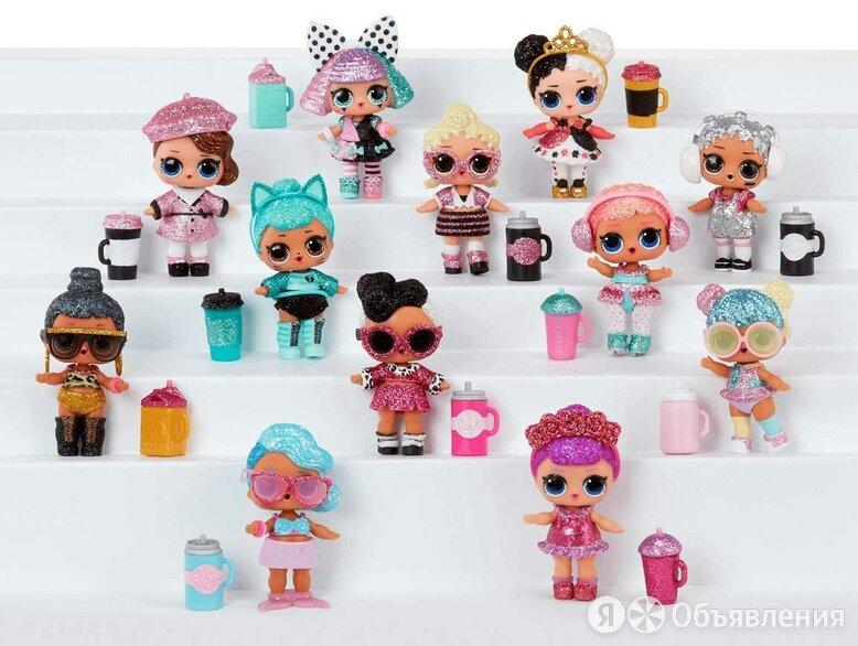 L.O.L. Блестящие Surprise 556237 по цене 1300₽ - Куклы и пупсы, фото 0