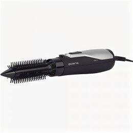 Щипцы, плойки и выпрямители - Стайлер Polaris PHS 0854, 800W для моделирования, Черно-серебристый, 0