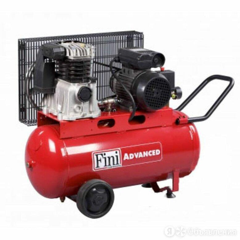 Электрокомпрессор Fini MK 102-50-2M по цене 45669₽ - Воздушные компрессоры, фото 0