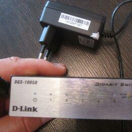 Проводные роутеры и коммутаторы - Коммутатор D-link DGS-1005D, 0