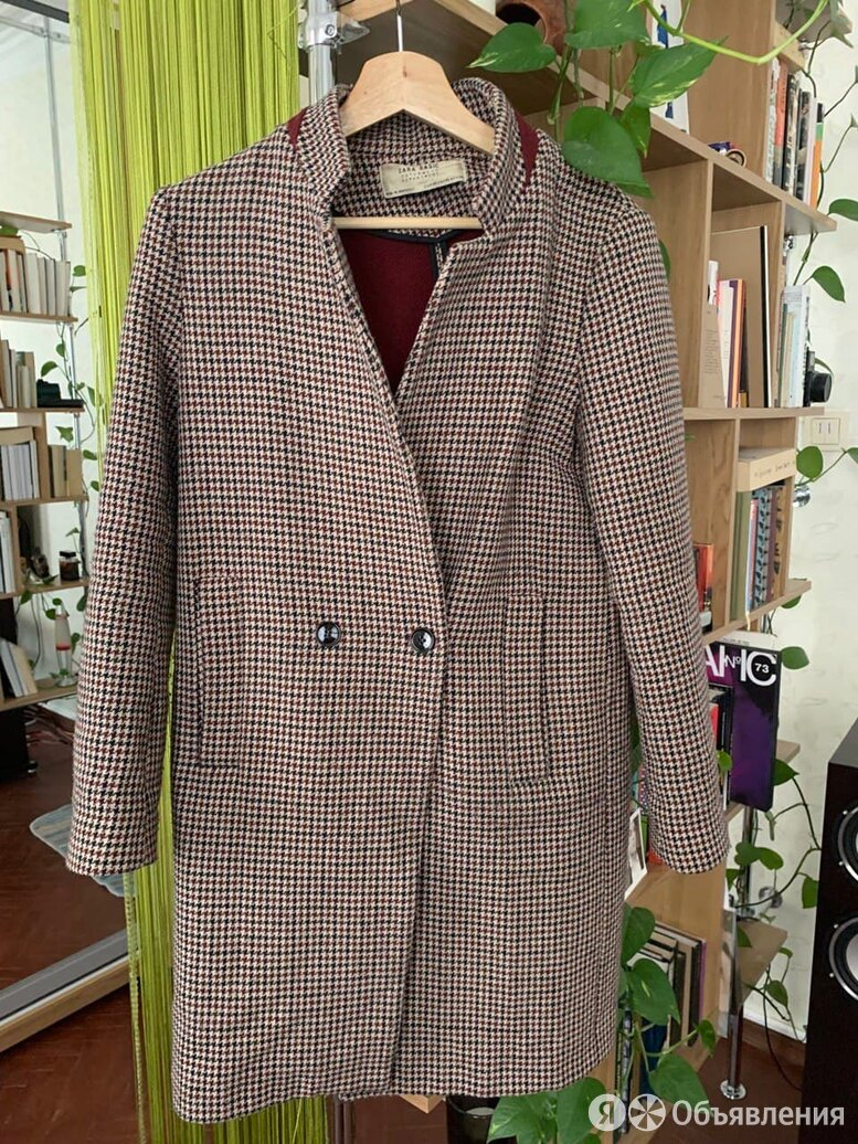 Пальто женское Zara XS-S на пуговице по цене 900₽ - Пальто, фото 0