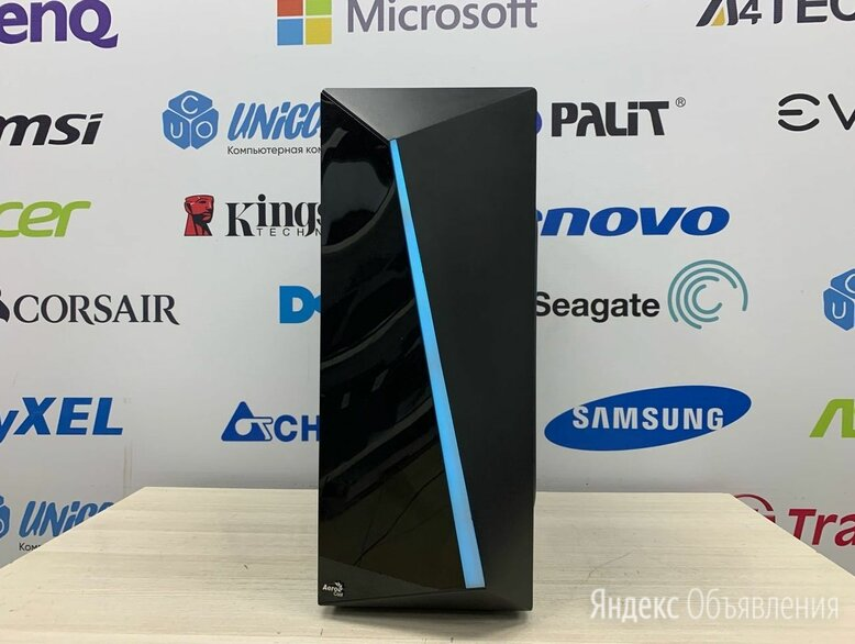 Игровой системный блок Ryzen 5/16Gb/GTX 960/SSD по цене 35500₽ - Настольные компьютеры, фото 0