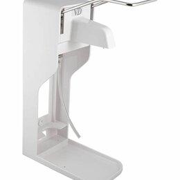 Мыльницы, стаканы и дозаторы - Дозатор локтевой для жидкого мыла VD-20, 0