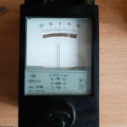 Измерительное оборудование - Гальванометр М2031/2, 0