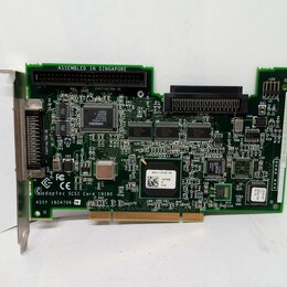 Прочие комплектующие - Контроллер Adaptec SCSI Card 19160, 0
