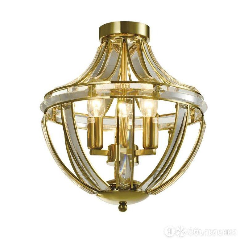 Потолочная люстра Lumien Hall Новара LH3047/3C-CO по цене 23640₽ - Люстры и потолочные светильники, фото 0