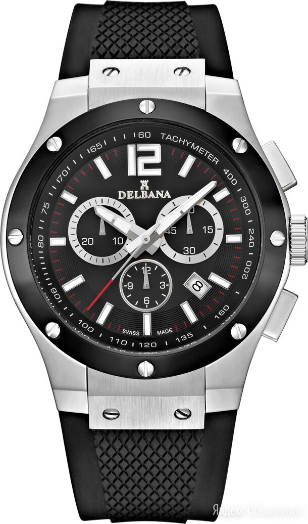 Наручные часы Delbana 54501.578.6.034 по цене 36900₽ - Наручные часы, фото 0