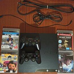 Игровые приставки - Игровая Приставка PS3, 0