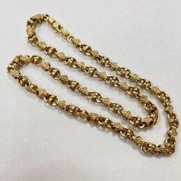 Цепи - Золотая цепь 84 гр, 0