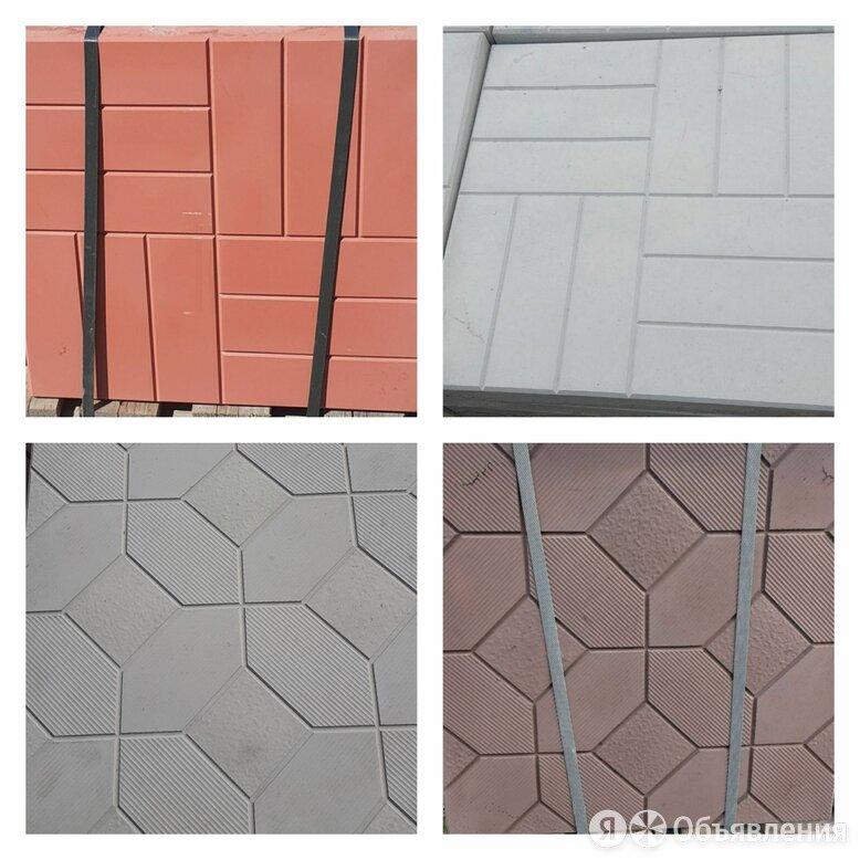 тротуарная плитка по цене 460₽ - Садовые дорожки и покрытия, фото 0