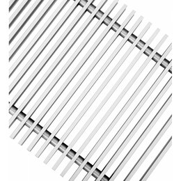 Решетки - Алюминиевая рулонная решетка TECHNO стандарт PPA 200-2400, 0