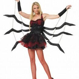 Карнавальные и театральные костюмы - костюм Королевы Пауков на хэллоуин, карнавальный костюм, 0