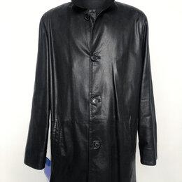 Куртки - Куртка кожа френч мужской р.50 /10342/, 0