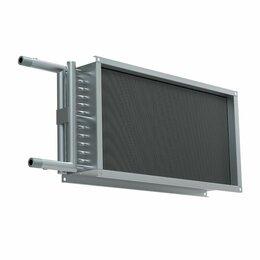 Промышленное климатическое оборудование - SHUFT WHR 300x150-2 водяной нагреватель для прямоугольных каналов, 0