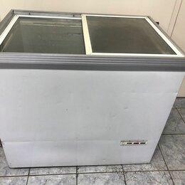 Морозильное оборудование - Морозильный ларь б/у, 0