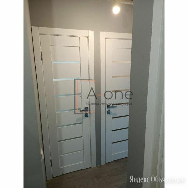 Белые межкомнатные двери  по цене 3700₽ - Межкомнатные двери, фото 0
