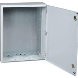 Электрические щиты и комплектующие - Корпус металлический ЩМП-4-2 36 УХЛ3 IP31 PRO IEK YKM42-04-31-P, 0