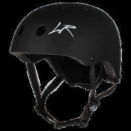 Спортивная защита - Шлем LOS RAKETOS Ataka13 L, матовый черный, 0