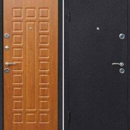Входные двери - Дверь йошкар 860,960х2050 золотистый дуб (металл 1,5 мм), 0