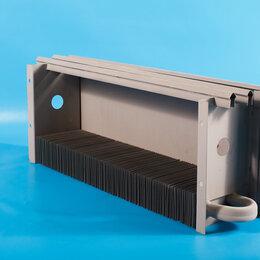 Встраиваемые конвекторы и решетки - AquaLine Конвектор AquaLine Комфорт-20М - №6, 0